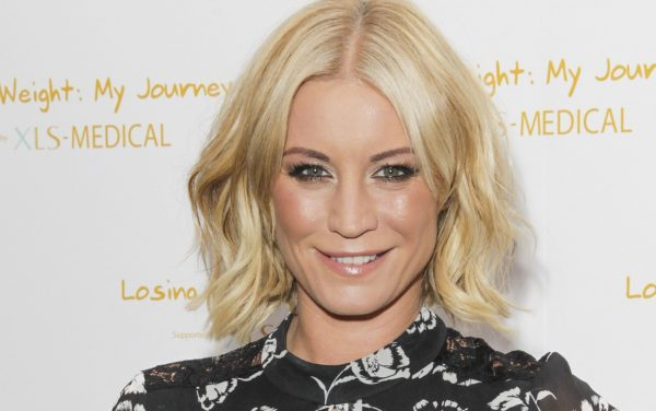 Denise Van Outen reveals details on HUGE fallout with former presenter