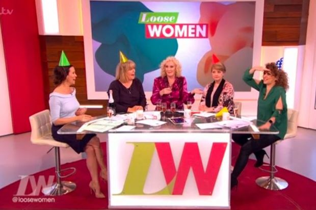 Loose Women surprise Corrie's Beverley Callard with family reunion