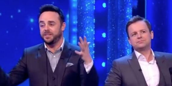 Saturday Night Takeaway fans left confused after technical error