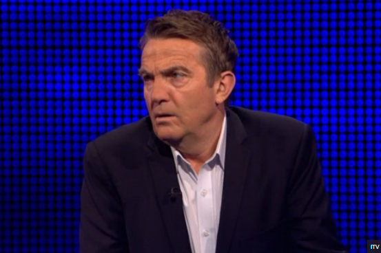Bradley Walsh rants at contestant on The Chase over lame game