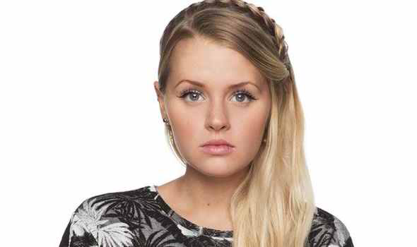 Ex-EastEnder Hetti Bywater who played Lucy Beale shocks with topless shots
