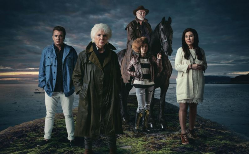 First glimpse of Kat and Alfie Moon in EastEnders spin-off Redwater