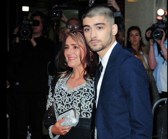 Zayn Malik's MUM in row with Little Mix fans after 'liking' comment