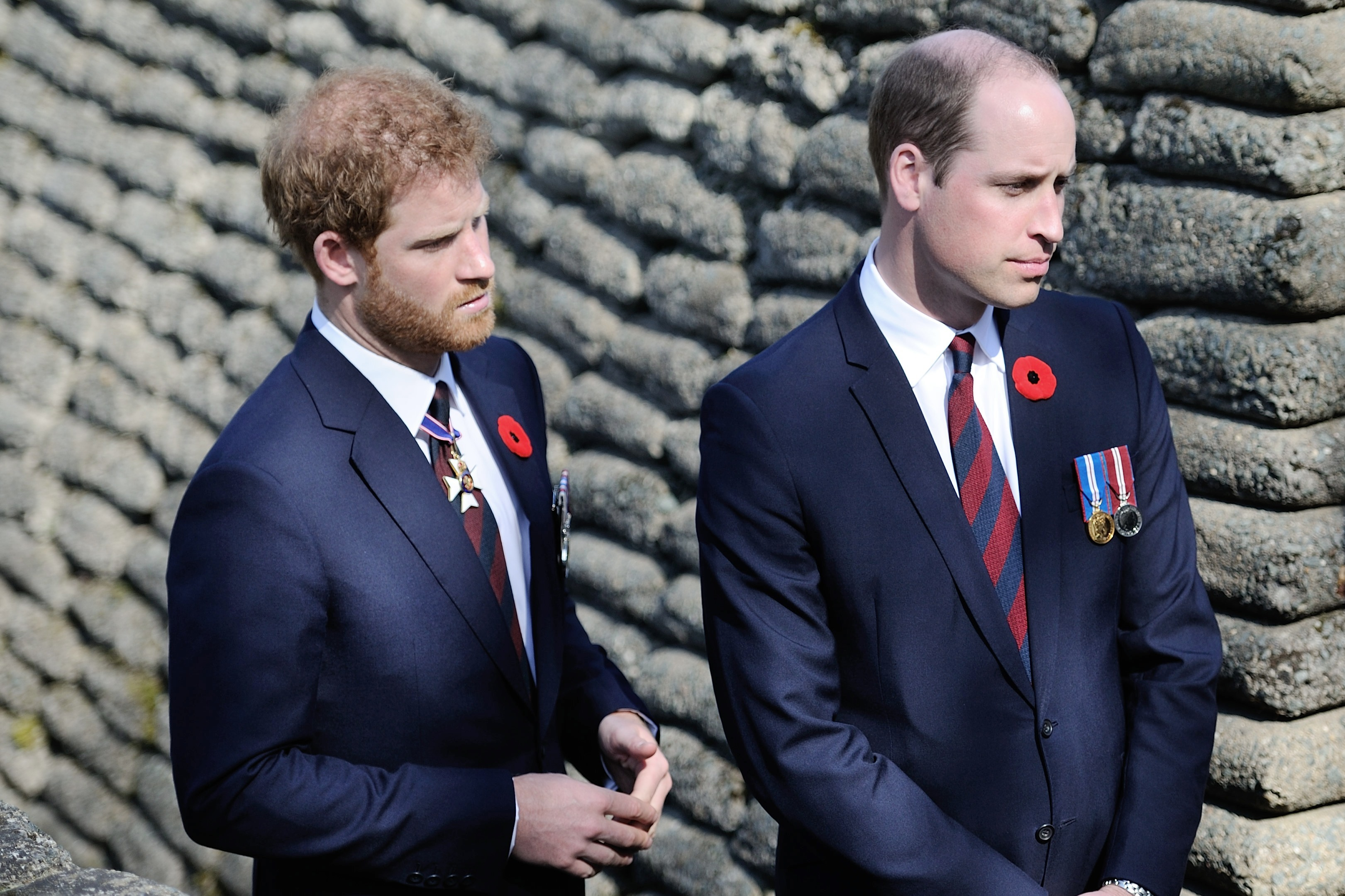 Princes William and Harry reveal how they learned of Diana's death