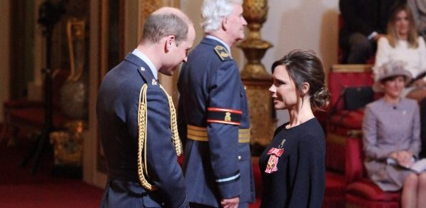 """Twitter users blast Victoria Beckham and call her OBE a """"waste"""""""