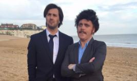 """""""Miller!"""" Comedy duo re-enact Broadchurch for hilarious new show"""