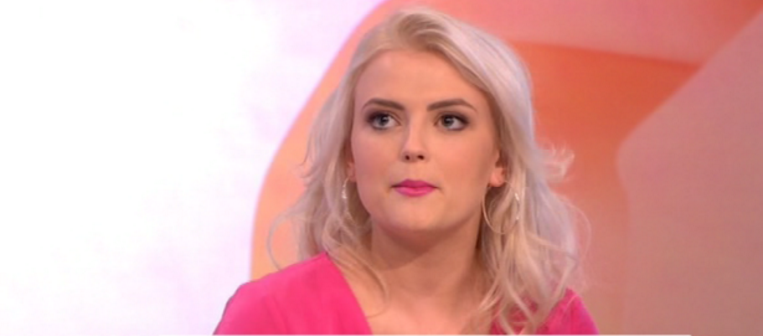 Lucy Fallon posts confusing Corrie comeback picture