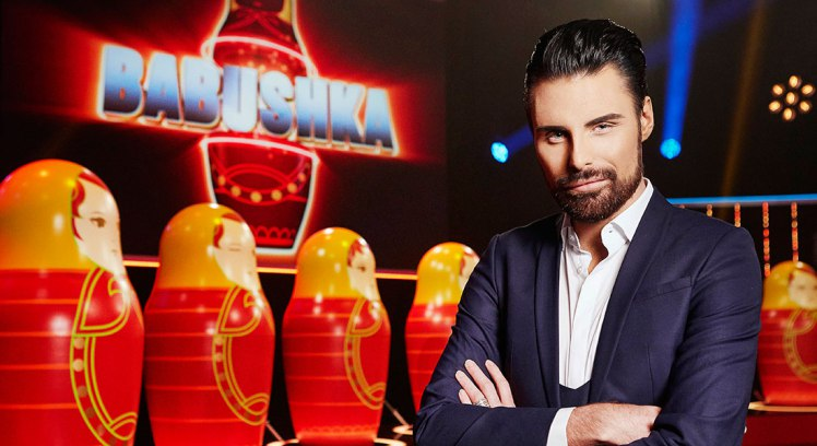 Rylan responds to claims his new show will replace The Chase