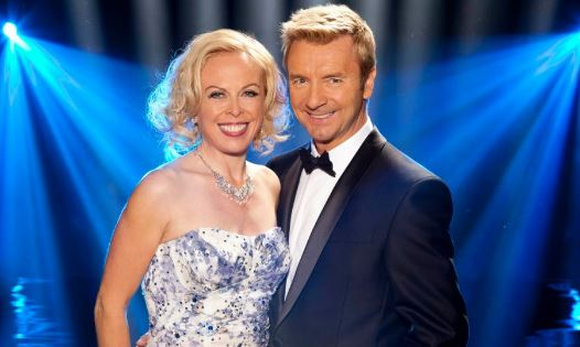 Torvill and Dean to have very different roles on new DOI?