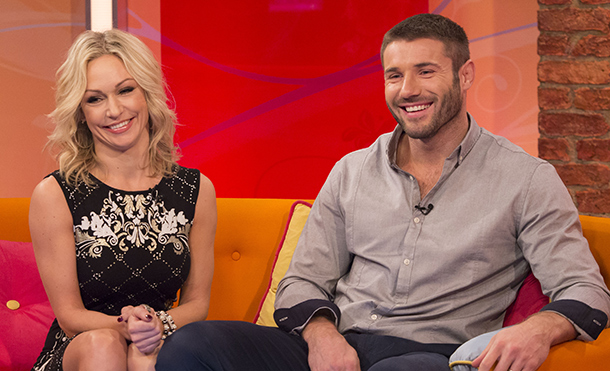 Kristina Rihanoff's US move causes tension with Ben Cohen