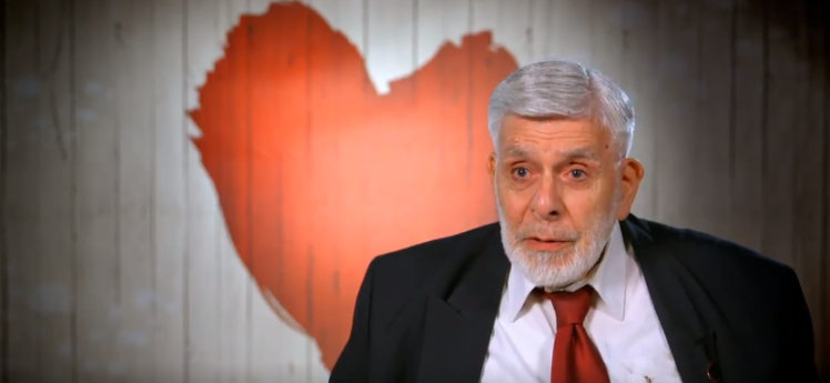 First Dates oldest ever singleton breaks everybody's hearts