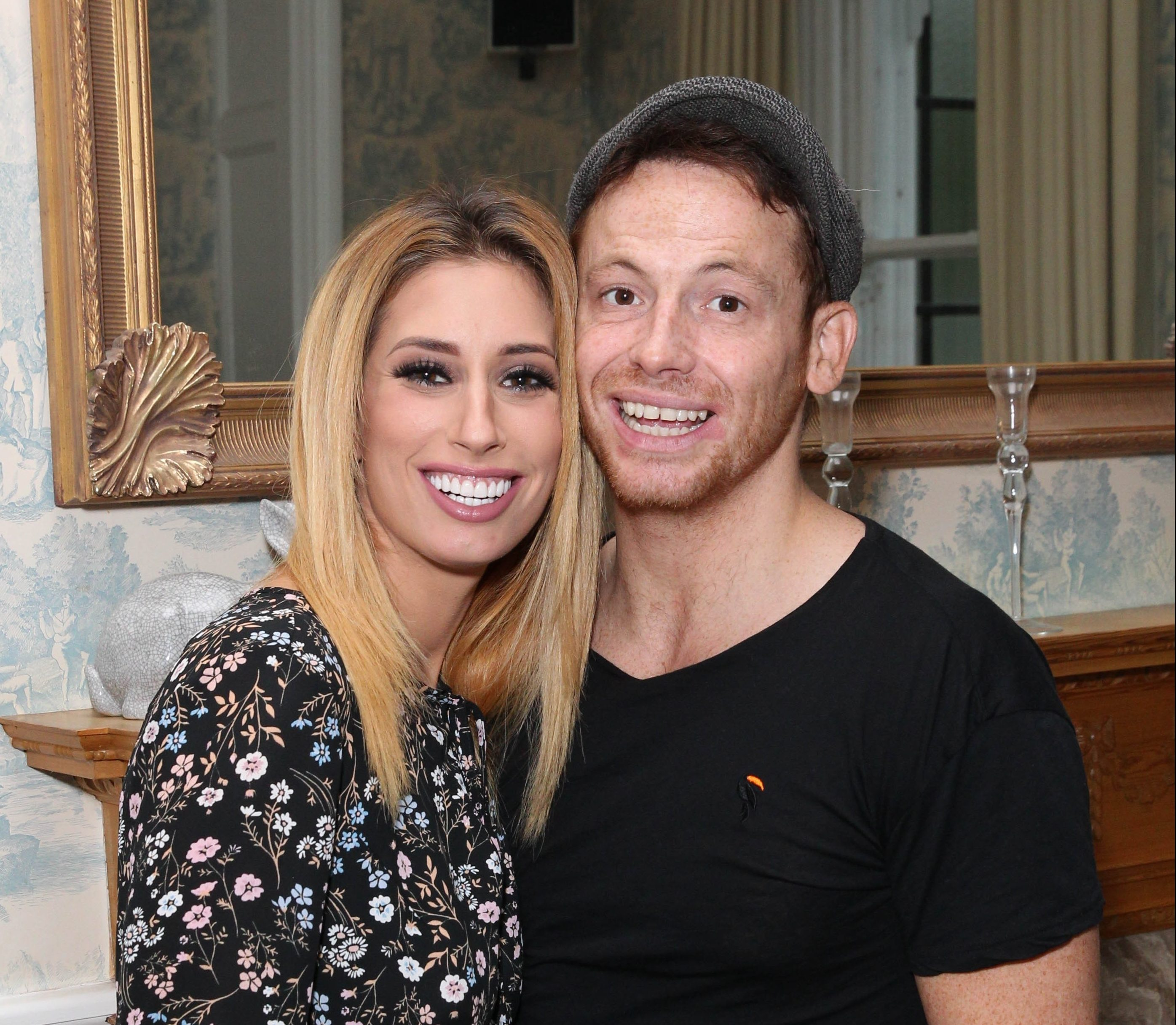 Stacey Solomon gives update on marriage plans with Joe Swash