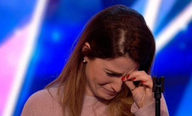 """Nervous"" BGT contestant accused of faking her stage fright"