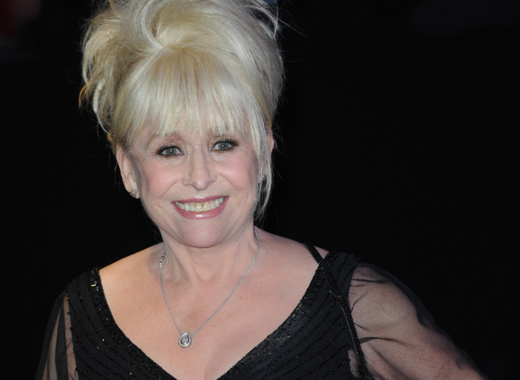 Barbara Windsor reveals why she has never had children