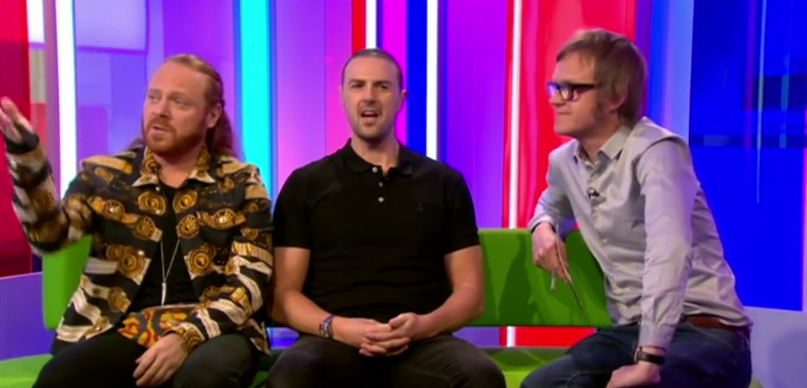 Viewers appalled as Keith Lemon insults teen girl on The One Show