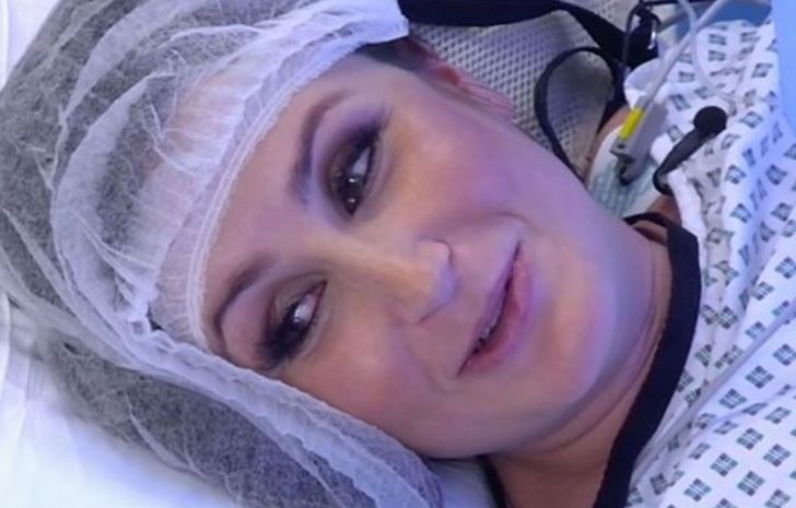 One Born Every Minute fans in tears as mum talks about stillbirth