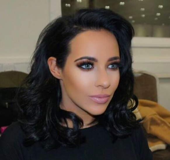 Stephanie Davis distracts from Jeremy McConnell drama with new hair do