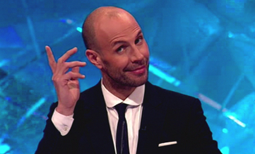 Dancing on Ice judge Jason Gardiner plans to give Antony Cotton hard time on show