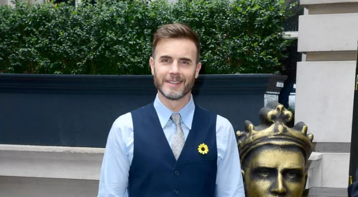 Gary Barlow unveils dramatic new look for Take That tour