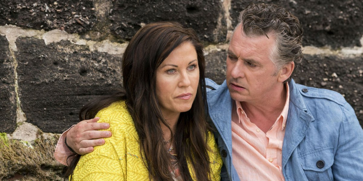 Shane Richie has FINALLY revealed the fate of Kat and Alfie after that weird Redwater ending