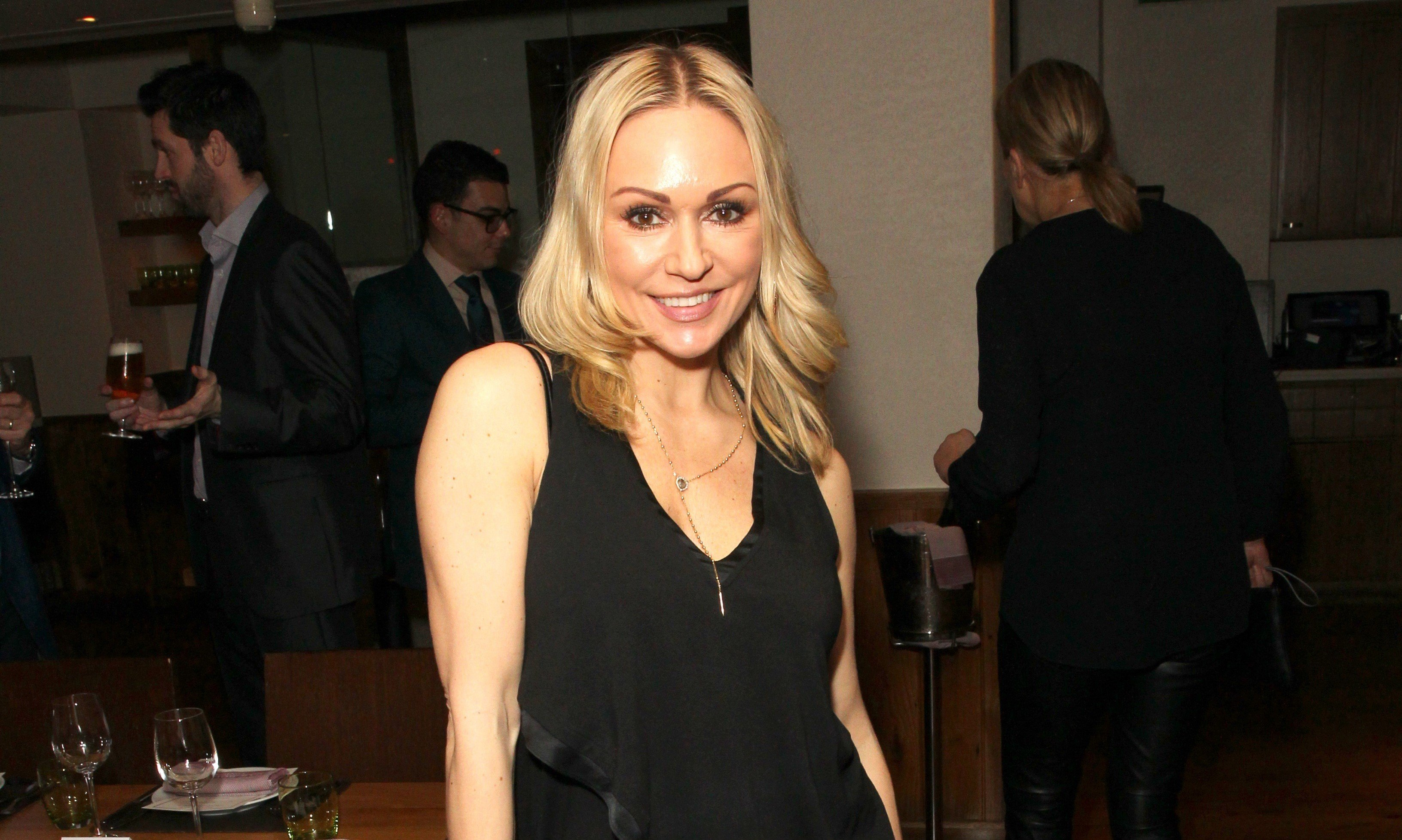 "Strictly's Kristina Rihanoff recalls ""shock"" over pregnancy and difficult birth"