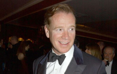 "Princess Diana's former lover James Hewitt ""fighting for his life"""