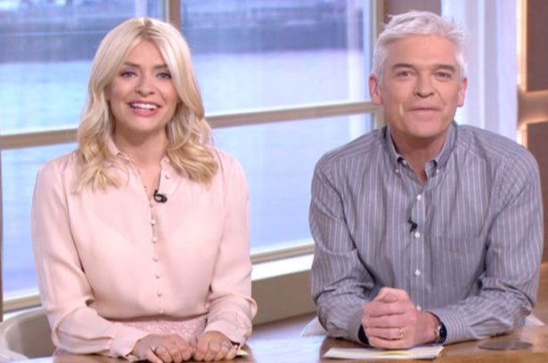 Viewers not happy with Holly and Phil's This Morning stand ins