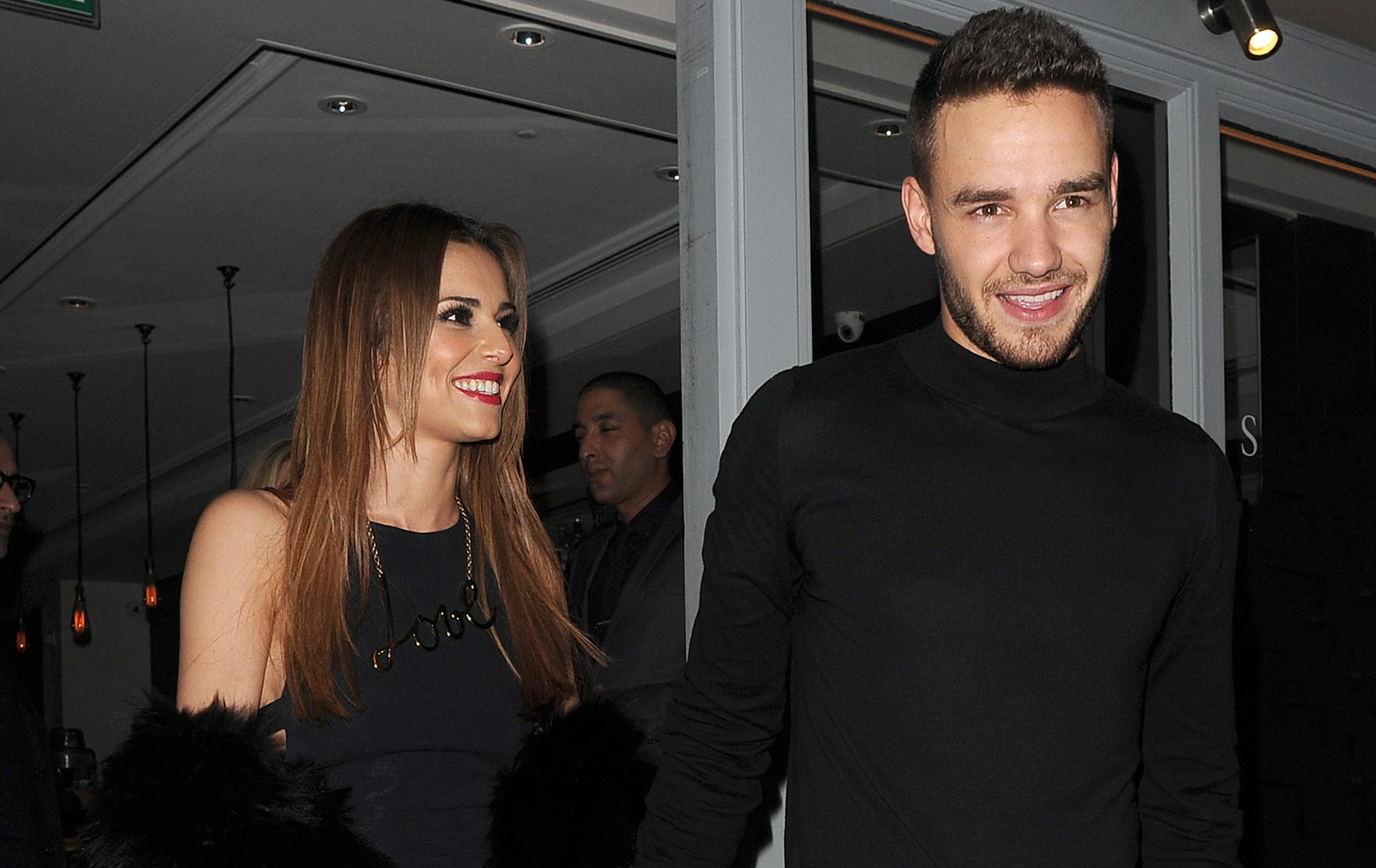 Has Liam Payne just let slip that he and Cheryl are already wed?