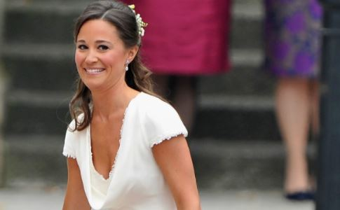 Everything you need to know about Pippa Middleton's wedding today