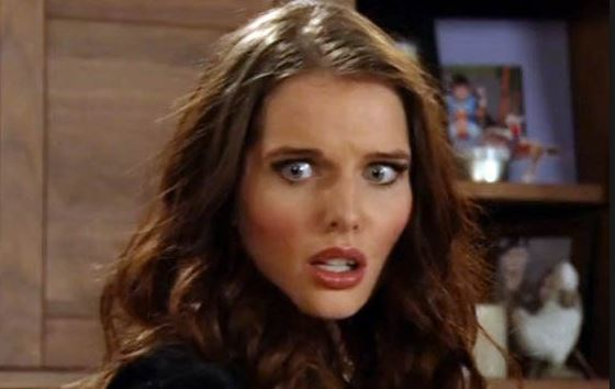 Corrie viewers ridicule fashion victim Rosie's latest monstrosity