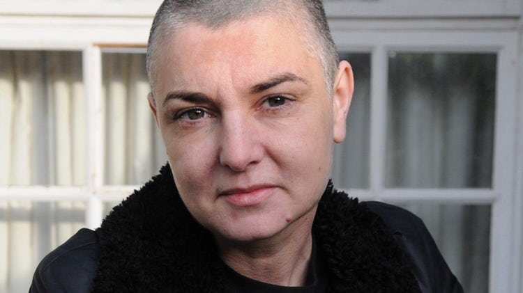 Sinead O'Connor shocks fans as she sends explicit message to Russell Brand
