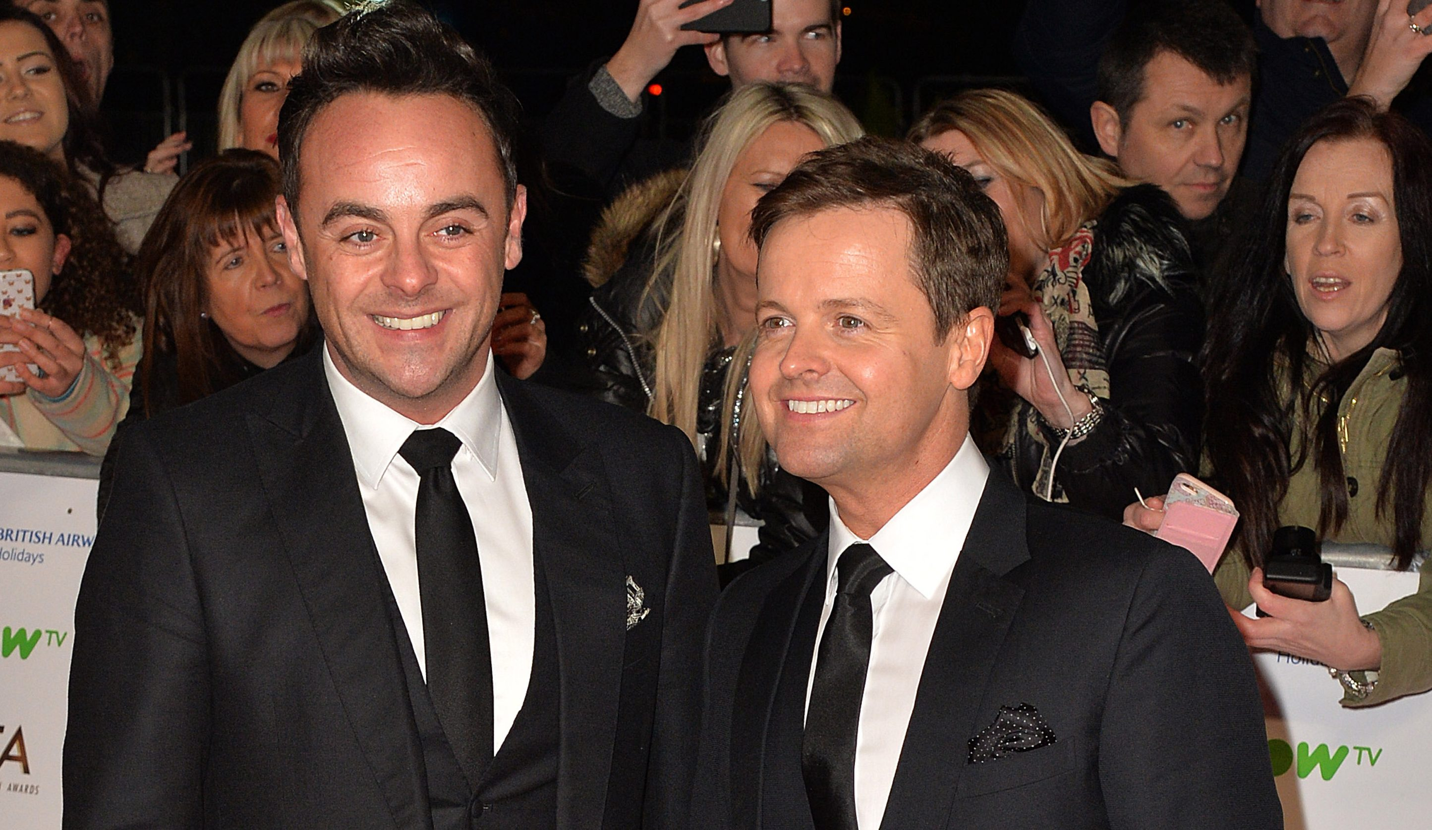 Are Ant and Dec considering a career change after Saturday Night Takeaway?
