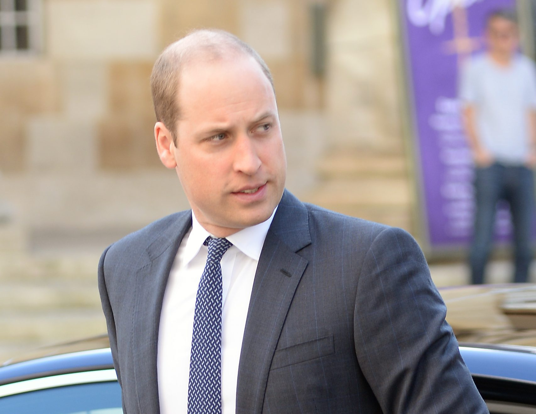 Tragedy as Prince William races to rescue drowning boy