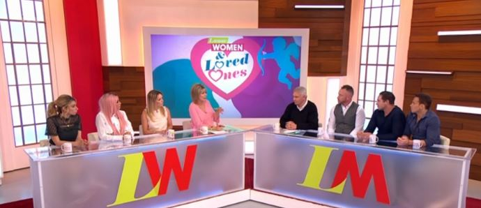 The Loose Women get stunning makeovers from their other halves