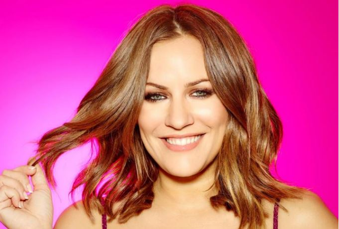 Caroline Flack confesses to being in 'relationship rehab'