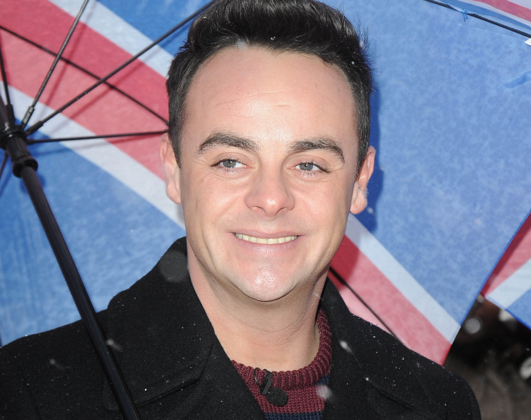 """Ant McPartlin's ex reveals he's """"doing well"""" as Robbie Williams offers his pal support"""