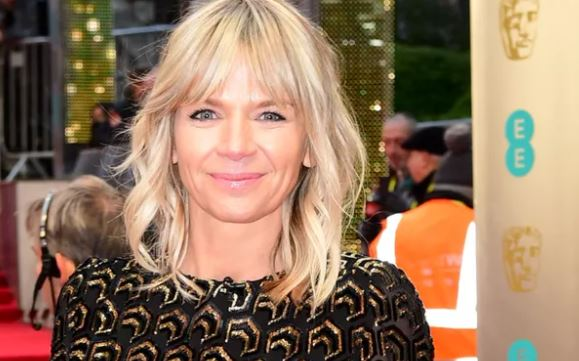 Zoe Ball reportedly dating again eight months after boyfriend's death