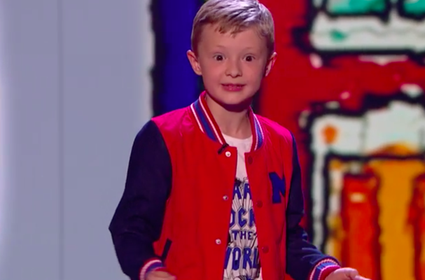 Viewers outraged by BGT child comedian Ned's outrageous jokes