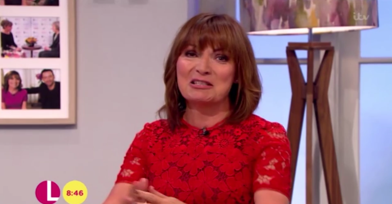 """Lorraine viewers feel sorry for her after """"most awkward interview ever"""""""