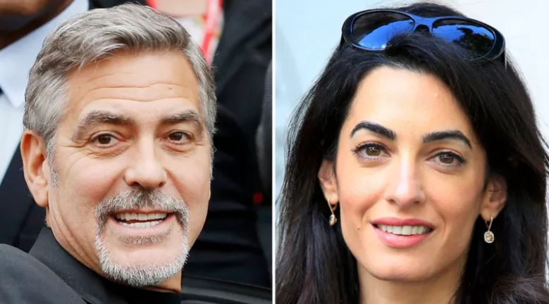 George And Amal Clooney's Twins Have Arrived