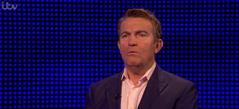 Bradley Walsh ticks off contestant on The Chase for breaking the rules - TWICE