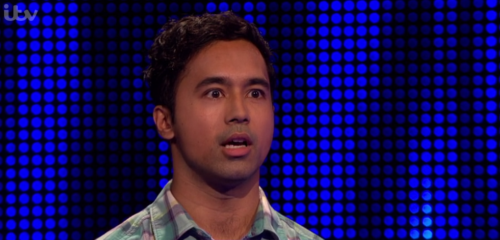 The Chase fans shocked as contestant gets question in his professional field of expertise wrong!