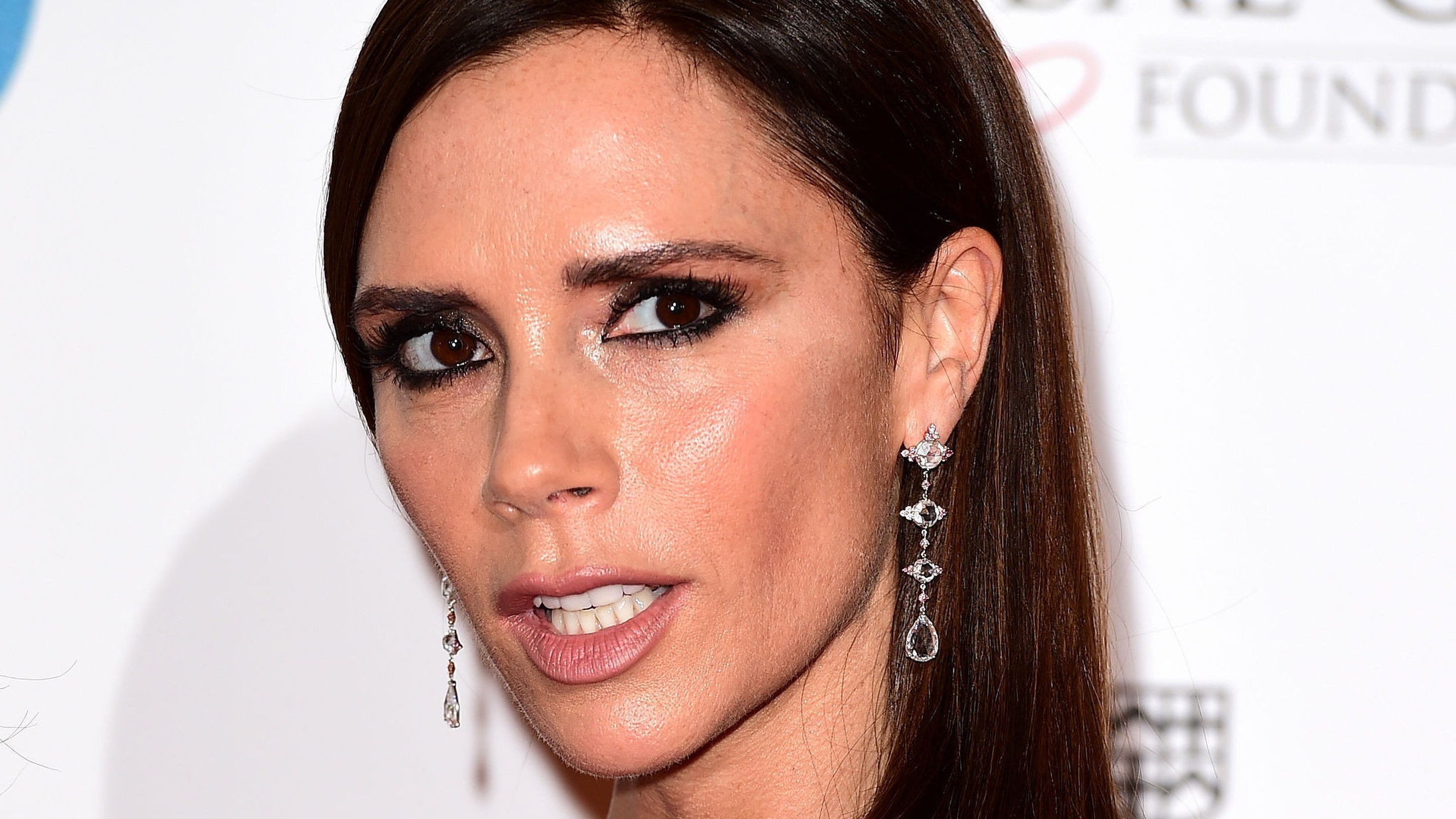 Fans spot hilarious illusion in Victoria Beckham's sweet family snap