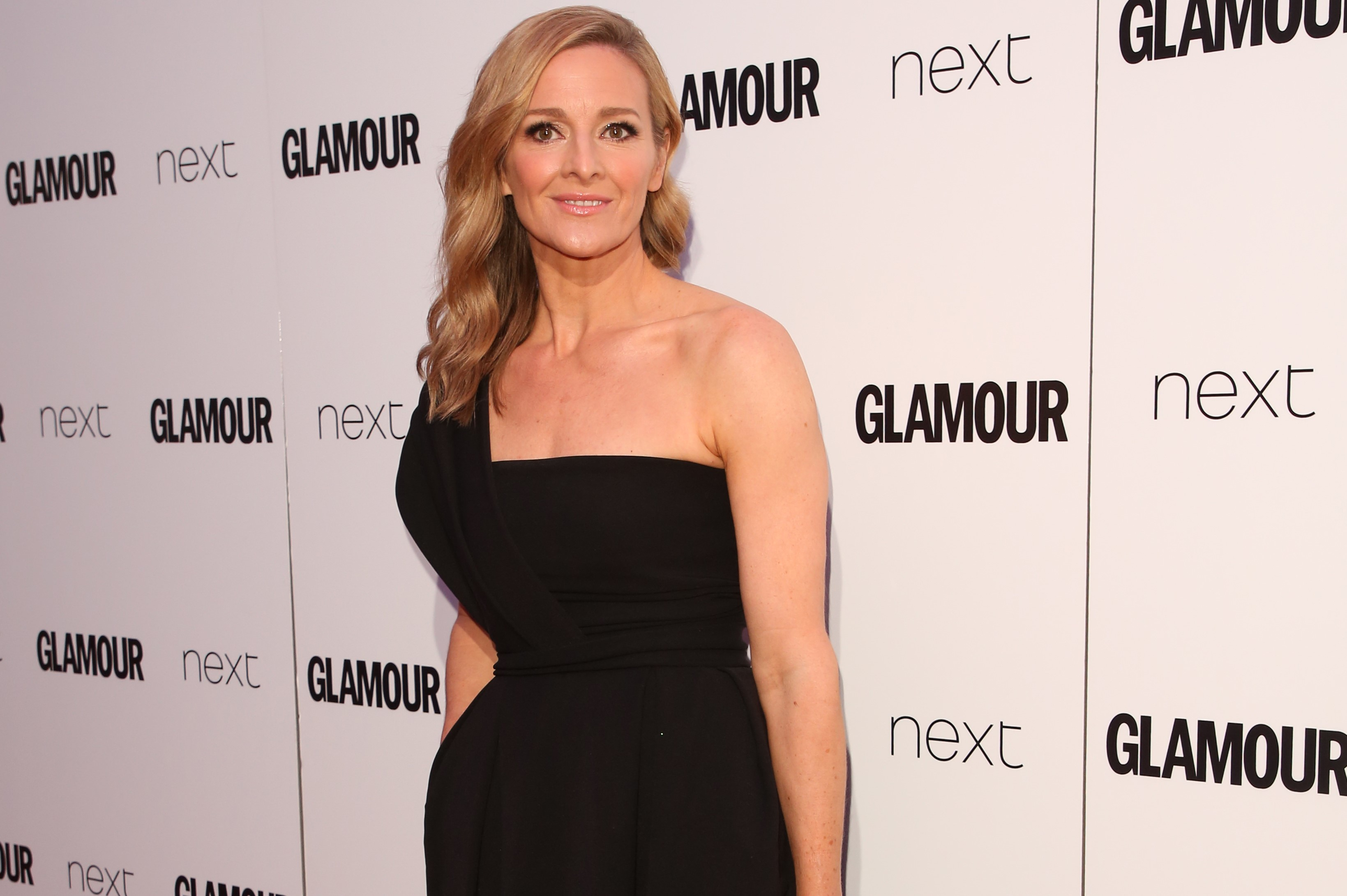 Gabby Logan causes a 'calamity' with her outfit while presenting World Athletics Championships