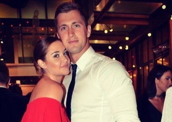 First photos of Jacqueline Jossa's stunning wedding dress