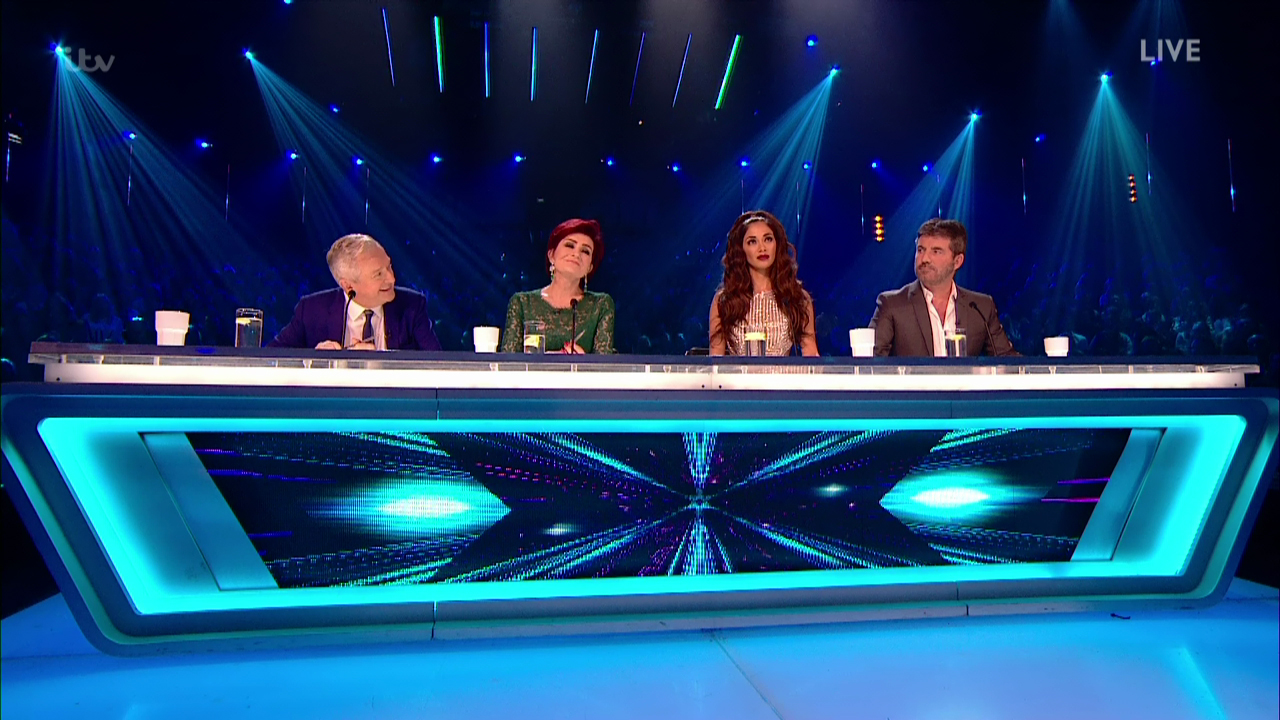 Sharon Osbourne pulls out of X Factor filming