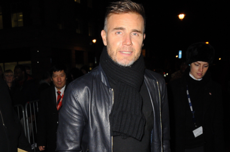 shaken up gary barlow reassures fans following indonesia. Black Bedroom Furniture Sets. Home Design Ideas