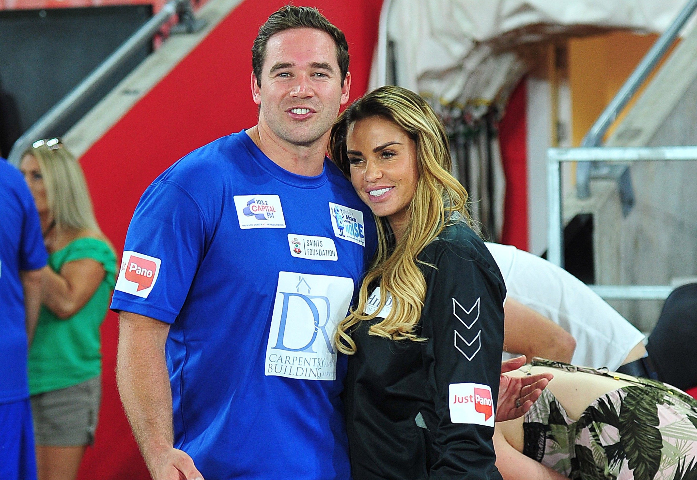 Katie Price confirms she and husband ARE having another child together