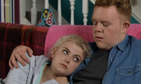 Corrie viewers heartbroken again as disturbed Bethany offers herself to Craig