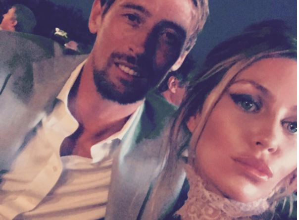 Abbey Clancy and Peter Crouch are expecting baby number three...